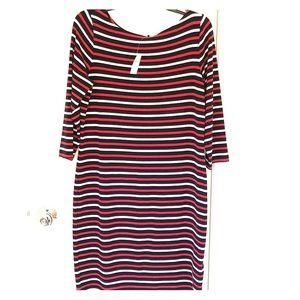 Gap cotton jersey dress